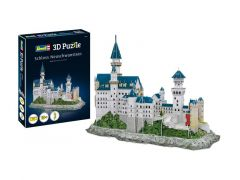 Revell 00205 3D Puzzel Neuschwanstein Castle
