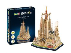 Revell 00206 3D Puzzel Sagrada Familia