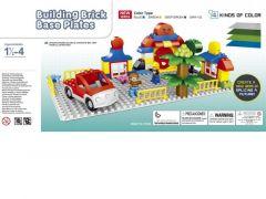 Eg880265 Bouwplaat Duplo 51.2X25.6Cm