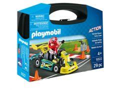 Playmobil 9322 Koffertje Gocart
