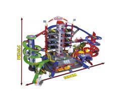 Super City Garage 128X78X73Cm