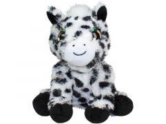 Lumo Stars Knuffeldier Lumo Pony Snow  - Classic - 15Cm
