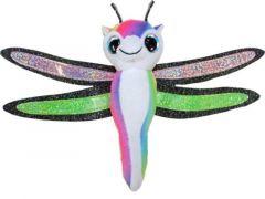Lumo Stars Knuffeldier Lumo Dragonfly Drago - Classic - 15Cm