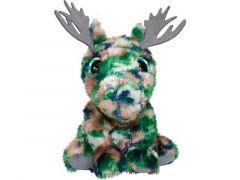 Lumo Stars Knuffeldier Lumo Moose Helge - Classic - 15Cm