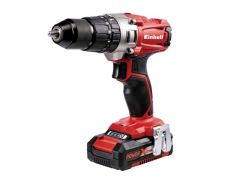 Einhell Tc-Cd 18-2 Li-I Kit 1,5 Ah Accu Klopboor- En Schroefmachine, 2 Accu'S, Power X-Change