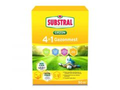 Substral Gazonmest 4 In 1