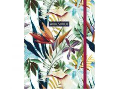 Adresboek Groot - Tropical