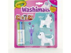 Crayola Washimals Uitbreidingsset Hond