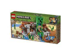 LEGO®Minecraft 21155 De Creeper Mijn