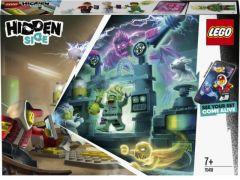LEGO®Hidden Side 70418 J.B.'S Spooklab