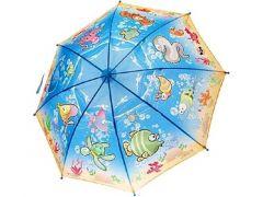 Kinderparaplu Design Sea World 70X57Cm In Polybag
