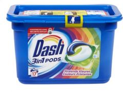 Dash 3In1 Pods Color 17St