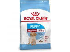 Royal Canin Shn Puppy Medium 15Kg+3Kg