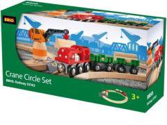 Brio Crane Circle Set