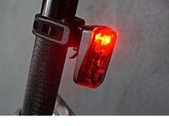 Usb Achterlamp Vee 1 Led 0,5 W