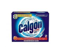 Calgon Tabs 2In1 Anti Lime En Dirt 48St