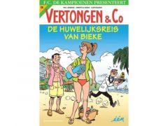 Vertongen 28 Huwelijksreis Van Bieke