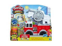 Playdoh Town Brandweerwagen