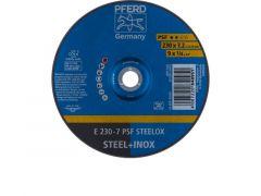 Afbraamschijf E 230-7 Psf Steelox
