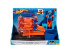 Hot Wheels City Spin Dealership
