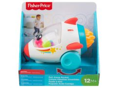 Fisher Price Dream Land Pull Rocket