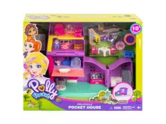 Polly Pocket New House