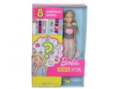 Barbie Beroepenpop Met Outfit Verrassing