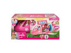 Barbie Droomvliegtuig Met Piloot