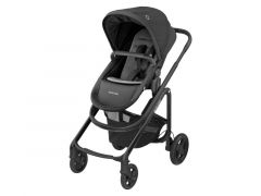 Maxi Cosi Lila Cross Performance Essential Black (Black Frame)