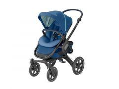 Maxi Cosi Nova 4 Wielen Essential Blue (Black Frame)