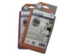 Stofdoek Microtex Softsuede 2-Pack 35X35Cm
