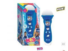 K3 Microfoon Met Stemopname Roller Disco