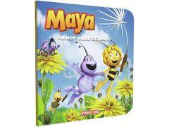 Maya En Hop Naar School