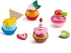 Hape Houten Cupcakes