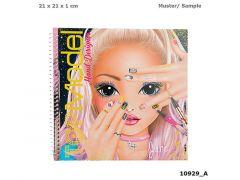 Topmodel Create Your Hand-Design Kleurboek