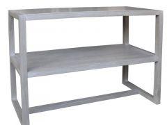 Hamilton Side Table Ivo Ceruse