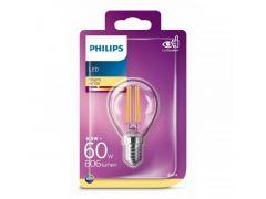 Philips Lamp Led Classic 60W E14 Ww P45 Cl Nd Srt4