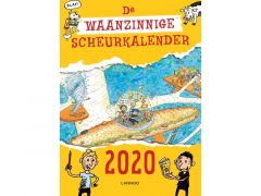 Scheurkalender De Waanzinige Boomhut