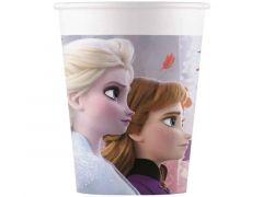 Frozen 2 Papier Bekers 200Ml