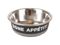 Eetpot Bone Appetit Zwart  400Ml 14Cm