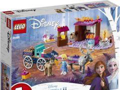 Disney Princess 41166 Elsa'S Koetsavontuur