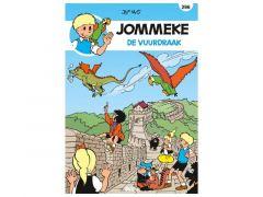 Jommeke Strip De Vuurdraak-296