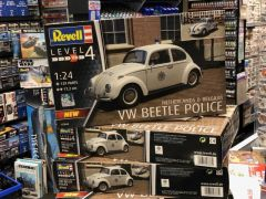 Rev 07666 Vw Beetle Police