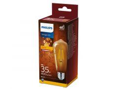 Philips Lamp Ledclassic 35W St64 E27 825 Nd Srt4
