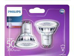Philips Lamp Ledclassic 50W Gu10 Cw 36D Nd 2Bc/6