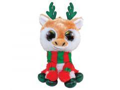 Lumo Stars Knuffeldier Lumo Reindeer Jul Classic 15Cm