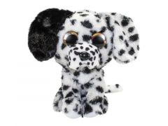 Lumo Stars Knuffeldier Lumo Dalmatian Dog Lucky Classic 15Cm