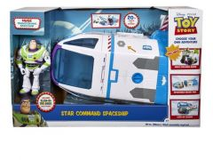 Toy Story 4 Buzz Lightyear'S Space Command