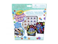 Crayola Glitter Dots Mozaiek Set