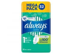 Always Ultra Normal Plus 32St